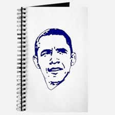 Obama Line Portrait Journal