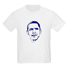 Obama Line Portrait T-Shirt