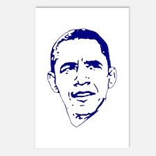 Obama Line Portrait Postcards (Package of 8)