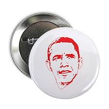 """Obama Line Portrait 2.25"""" Button (10 pack)"""