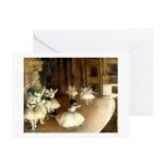 Dance Class Greeting Cards (Pk of 20)