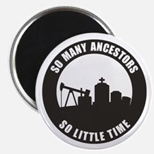 So Many Ancestors Magnet