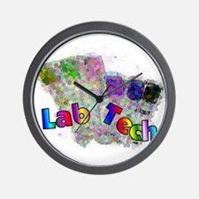 More Phlebotomist Wall Clock