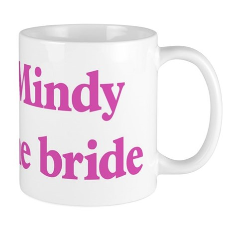 Mindy the bride Mug