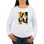 Singer Women's Long Sleeve T-Shirt