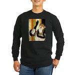 Singer Long Sleeve Dark T-Shirt
