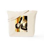 Singer Tote Bag