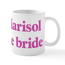 Marisol the bride Mug