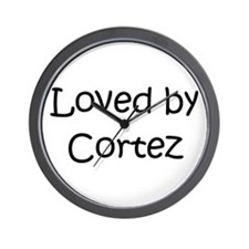 Cool Cortez Wall Clock