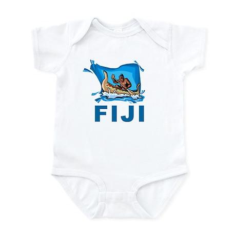 Fiji Infant Bodysuit