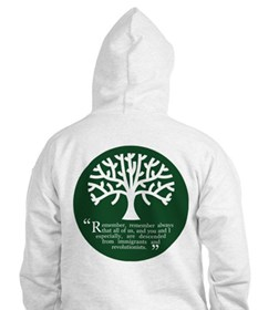 Immigrations & Revolutionists Hoodie