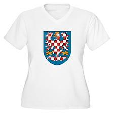 Moravia Coat of Arms T-Shirt