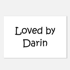 Funny Darin Postcards (Package of 8)