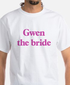 Gwen the bride Shirt