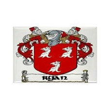 Ryan Coat of Arms Magnets (10 pack)
