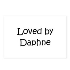 Cute Daphne Postcards (Package of 8)