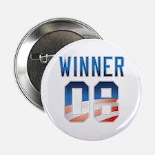 "2008 Winner Barack Obama 2.25"" Button"