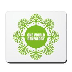 One World Mousepad