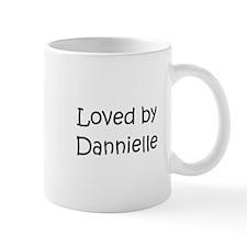 Cute Dannielle Mug