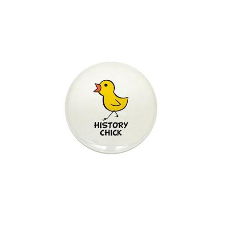 Chick Mini Button (10 pack)