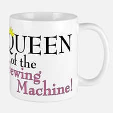 2-queensewing Mugs