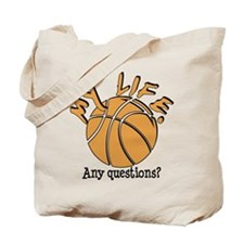 Basketball - My Life Tote Bag