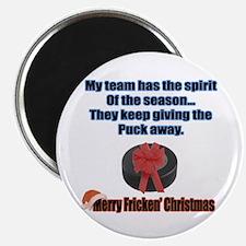 Spirit Of The Season Magnet