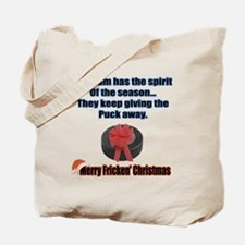 Spirit Of The Season Tote Bag