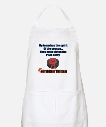 Spirit Of The Season BBQ Apron