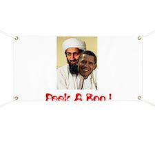 Peek A Boo Obama Banner