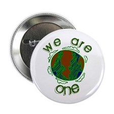 """We are one 2.25"""" Button (100 pack)"""