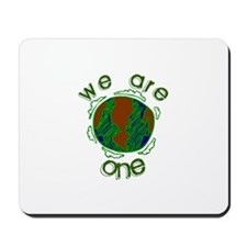 We are one Mousepad