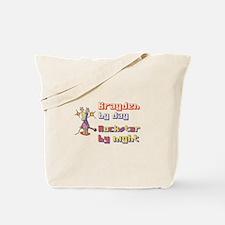 Brayden - Rockstar by Night Tote Bag
