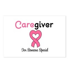 Caregiver Breast Cancer Postcards (Package of 8)