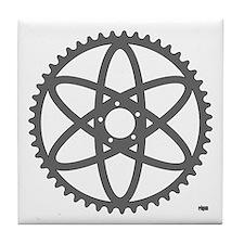Atom Chainring rhp3 Tile Coaster