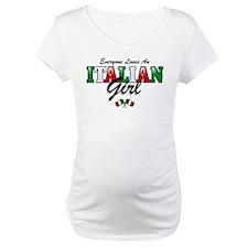 Love Italian Girls Shirt