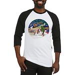 XmasMagic/2 Cavaliers Baseball Jersey
