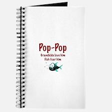 Pop-Pop - Fish fear him Journal