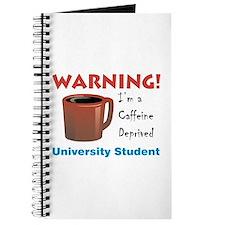 Caffeine Deprived University Journal