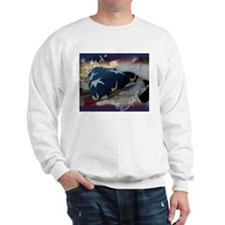 On behalf of a Greatful Natio Sweatshirt