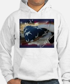 On behalf of a Greatful Natio Hoodie