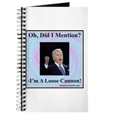 """""""Loose Cannon"""" Journal"""