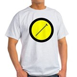 Captain hammer Mens Light T-shirts