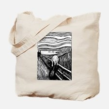 Munch's The Scream Tote Bag