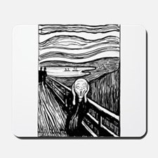 Munch's The Scream Mousepad