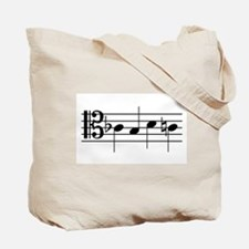 BACH-DSCH Tote Bag
