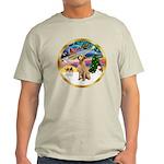 XmasMagic/Lab (yllow) Light T-Shirt