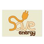 Save Energy Postcards (8 pk)