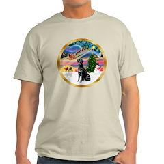 XmasMagic/Lab (black) T-Shirt