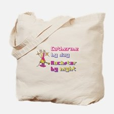Catherine - Rock Star By Nigh Tote Bag